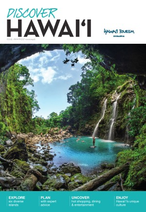 Click to view the Discover Hawaii Visitor Guide