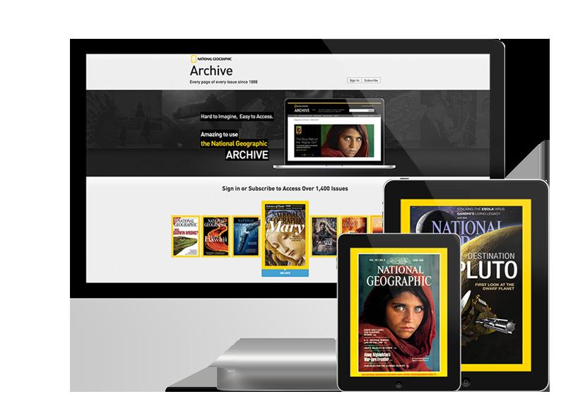 Digital Magazine Archive