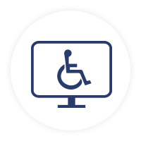 <strong>Accessibility view</strong>