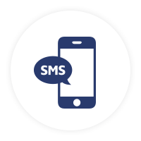 <strong>SMS distribution</strong>