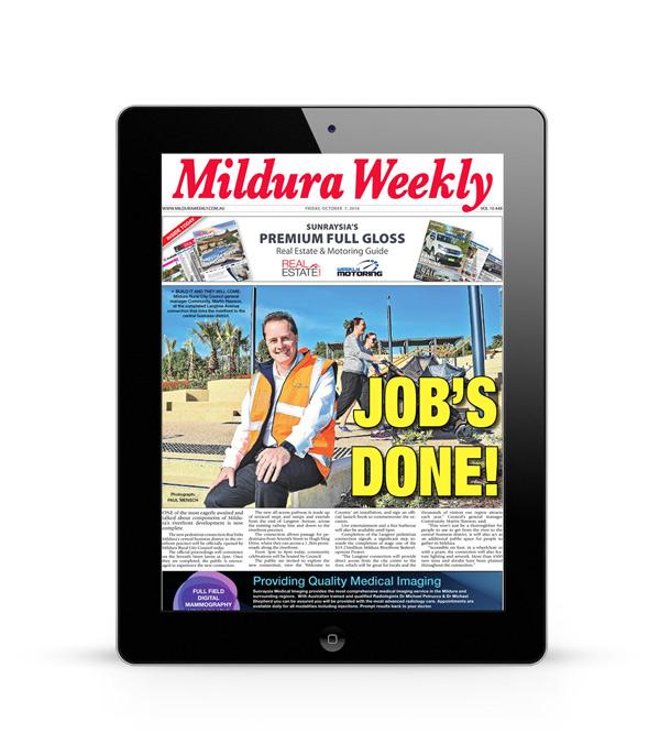 <h2>Mildura Weekly</h2>