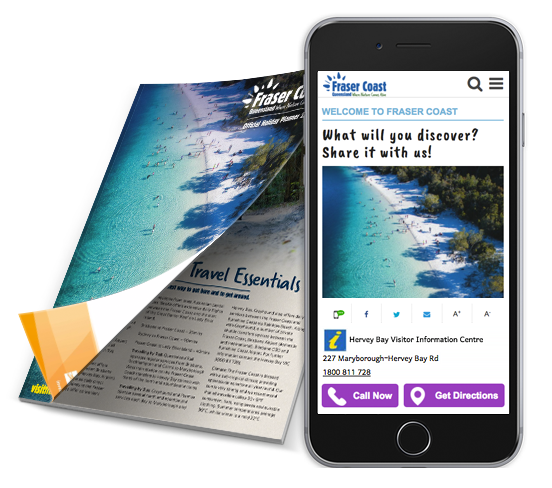 Fraser Coast Holiday Planner