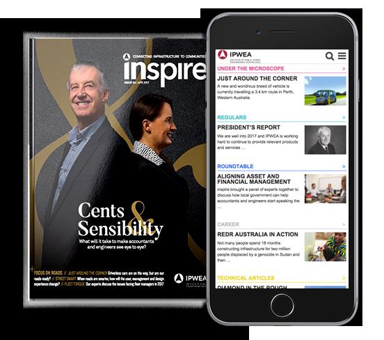 Inspire Magazine: Partica Mobile
